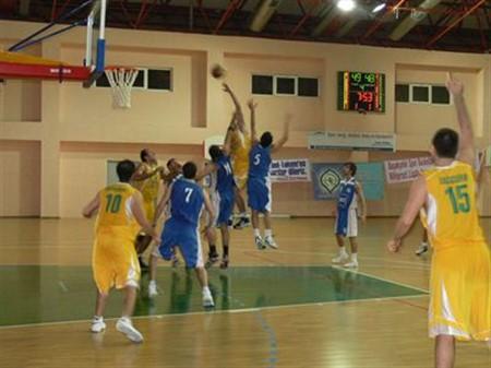 Başakşehirspor – Best Balıkesir: 71 – 64