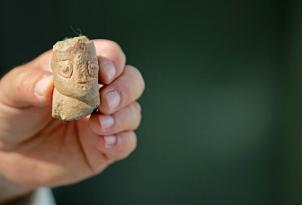 Ana Tanrıça heykelinin başı bulundu