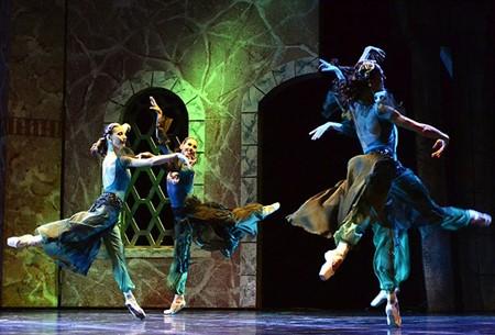 11. Uluslararası Bale Festivali başladı