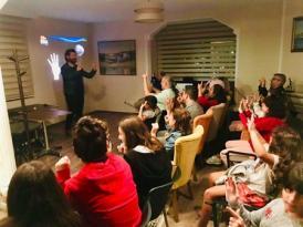 Bahçeşehir'de Hızlı Okuma ve Hafıza Eğitimi'ne yoğun katılım