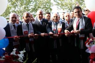 Başakşehirde KUDÜS Milletlerarası Okulu Açıldı