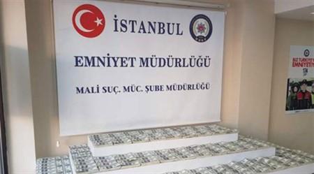 Başakşehir'de sahte dolar operasyonu