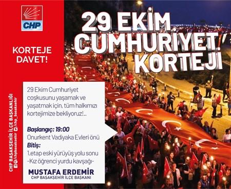29 Ekim Cumhuriyet Korteji
