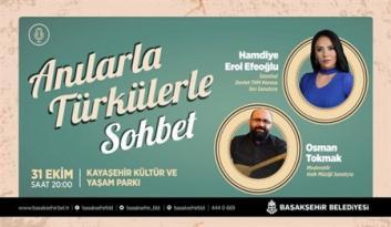 Anılarla Türkülerle Sohbet