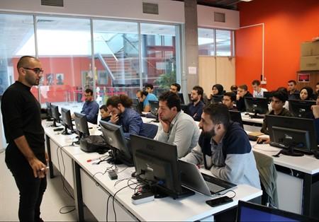 Başakşehir Living Lab'da CCNA1 Eğitimi