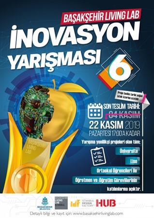 6. İnovasyon Yarışmasında Başvuru Süresi Uzatıldı