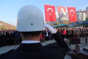 Başakşehir Gazi Mustafa Kemal Atatürk'ü Andı