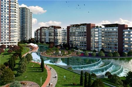 Bulvar İstanbul Evleri Yükseliyor