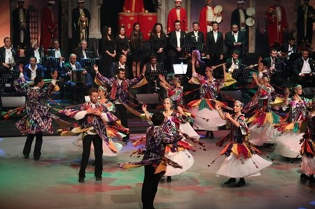 Türkiye'nin Renkleri Başakşehirlilerle buluştu