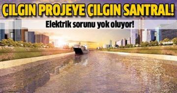 İstanbulun Elektiriği Başakşehirde Üretilecek