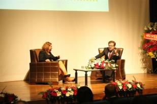 Kültür Okulları Bahçeşehir Sohbetleri'nde