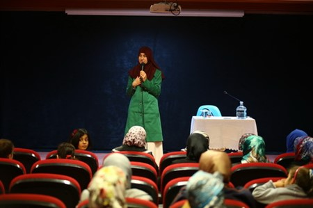 Saliha Erdim'le Aile Okulu