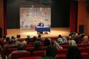 Prof. Faruk Beşer ile Güncel Meseleler Konuşuldu
