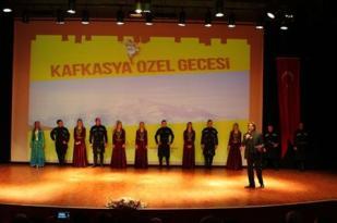Başakşehir'de Kafkasya Kültür Günleri