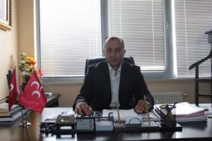 MHP Başakşehir İlçe Başkanı istifa etti