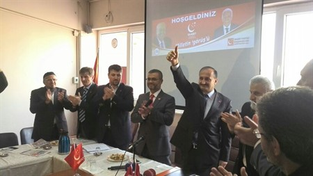Saadet Partisi Başakşehir Belediye Başkan Adayını Açıkladı