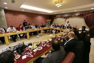 Başkan Uysal, Başakşehirli basınla bir araya geldi