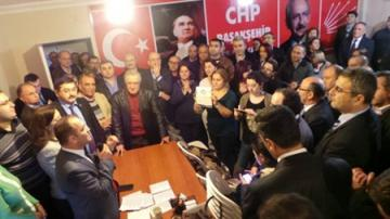 Karabat Örgüte ve Başakşehirlilere teşekkür etti