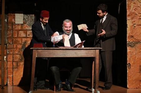 Milli Şair Tiyatro Sahnesi'nde