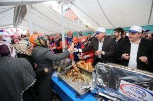 Başakşehirliler Baharı 'Şenlikle' karşıladı