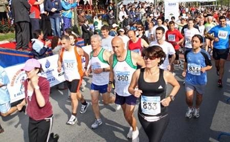 Vodofone İstanbul Yarı Maratonu 27 Nisanda