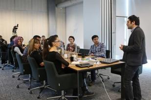 Living Lab'da Kent Sorunları Çalıştayı