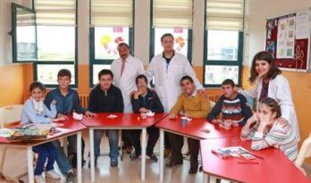Belediye'den Özel Eğitim'e büyük katkı