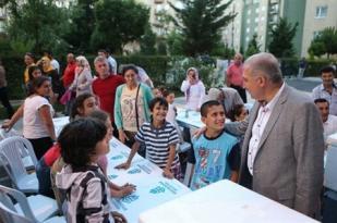 6 Bin Boğazköylü iftar sofrasında buluştu