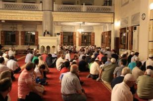 Başakşehir Cami programları devam ediyor