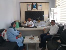 BAŞEDER'den Başakşehir Halk Eğitime Ziyaret