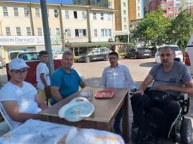 BAŞEDER Üyeleri ile İstişare Toplantısı Yaptı