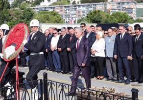 Başakşehir 30 Ağustos Töreni