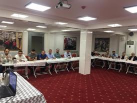 Başakşehir STK Platformu Eylül Ayı Toplantısını Gerçekleştirdi.