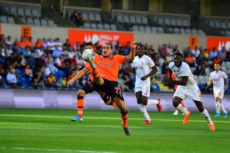 Medipol Başakşehir 1-1 DG Sivasspor
