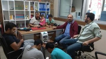 BaşakHaberden Başakşehir AGD Ziyareti