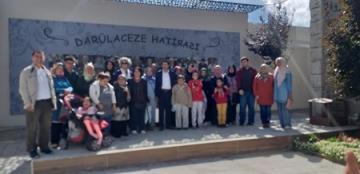 BAŞEDER'den Darülaceze ziyareti