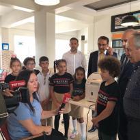 Oyakkent İlk Okulundan Çevreci Proje