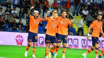 Medipol Başakşehir 5-0 Çaykur Rizespor
