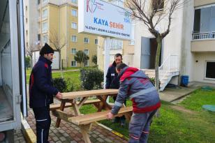 ATIK TOPLAYIP PİKNİK MASASI KAZANDILAR