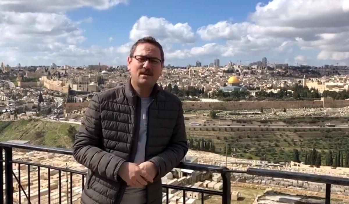 İsrail den, Başakşehir Belediye Başkanına hukuksuz alıkoyma