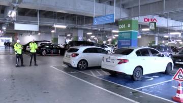 İstanbul havalimanı nda engelli park yeri ihlali ne ceza yağdı
