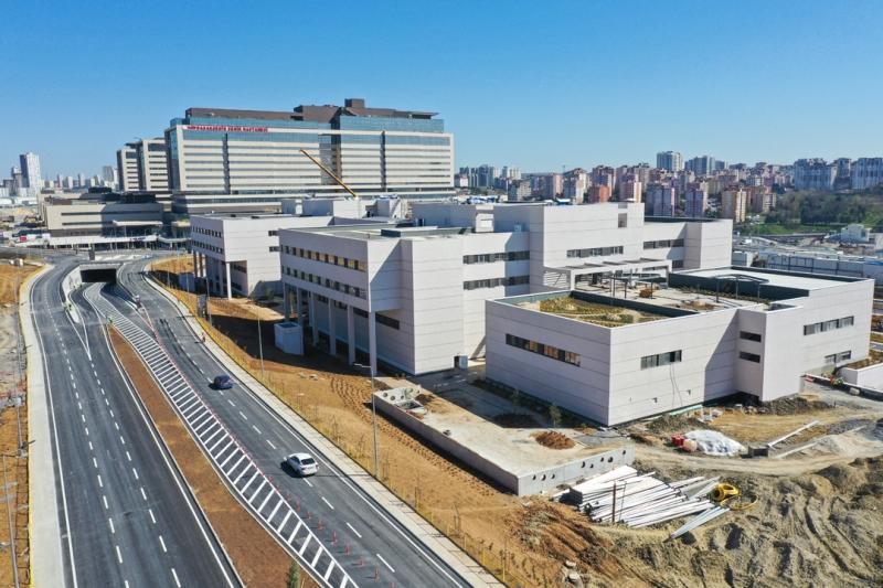Başakşehir Şehir Hastanesi Açılıyor