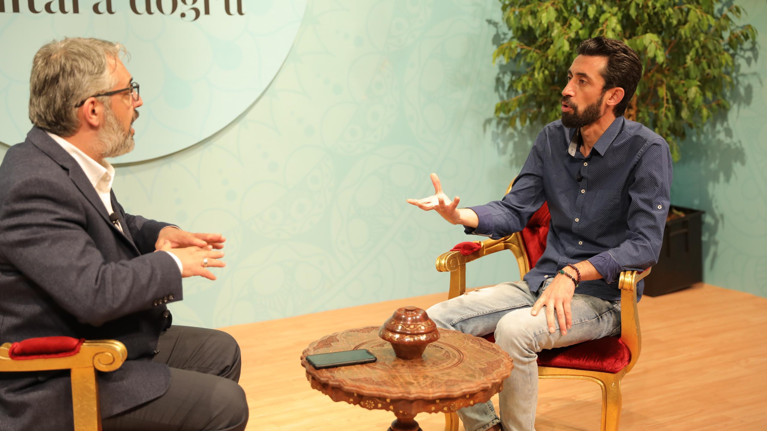 """""""SALGIN SÜRECİNDE TIKANMADIK, İTİKÂFA GİRDİK"""""""