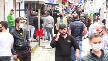 Arife günü sessiz geçiyor – Market alışverişleri