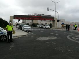 Yollarının yapımı tartışma konusu olan Başakşehir Çam ve Sakura Şehir Hastanesi açılıyor