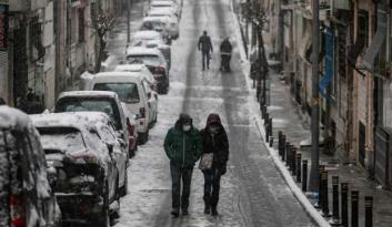 İstanbul dahil bir çok ilde yüz yüze eğitime son dakika kar engeli!