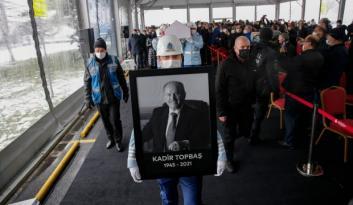 Kadir Topbaş son yolculuğuna uğurlandı! Erdoğan'dan açıklama