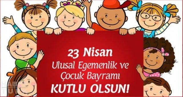 TurkPoint 23 Nisan Kutlama Mesajı
