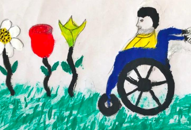 Eğitimci Yasin Alan'ın Osmanlı ve Asr-ı Saadet'te engelliler çalışması