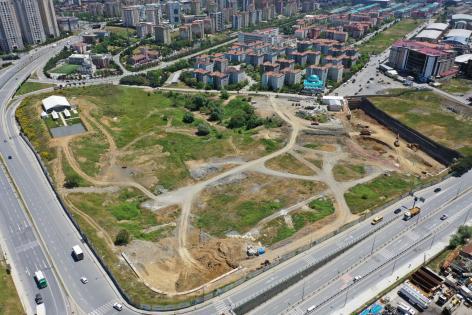 Emlak Konut'un yeni projesi Meydan Başakşehir satışları başladı